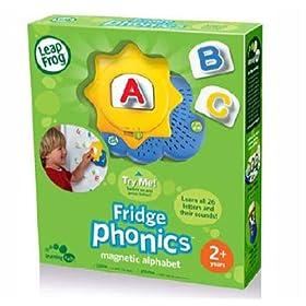 LeapFrog Fridge Phonics Magnetic Alphabet Set