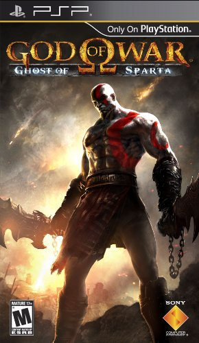 Sony God Of War Ghost Of Sparta