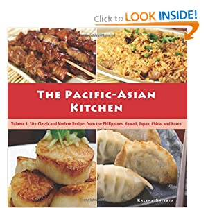 Pacific Asian Kitchen Cookbook
