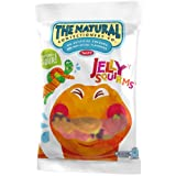The Natural Confectionery Co. Squirms Bag 180g (Box of 12)
