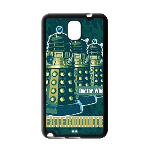 Samsung Galaxy Note 3 Case Cover TPU Alek Doctor Who Infographic Star Wars R2D11 Vintage