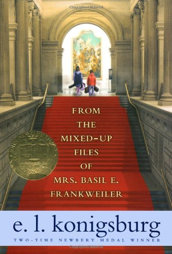 Cover of From the Mixed-up Files of Mrs. Basil E. Frankweiler