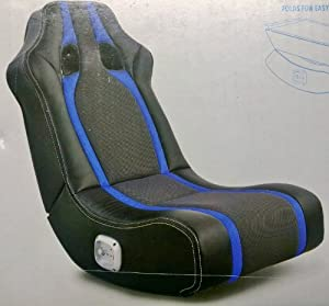 Ghost X-Rocker Sound Rocker Gaming Chair by AceBayou Corp.