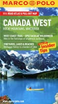 Canada West (Rocky Mountains & Vancouver) Marco Polo Guide (Marco Polo Travel Guides)
