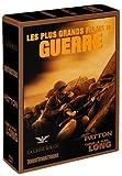echange, troc Coffret Guerre 4 DVD : Le Jour le plus long / Patton / Tora! Tora! Tora! / La Ligne rouge