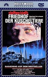 Friedhof der Kuscheltiere [VHS]