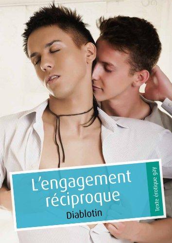 L'engagement réciproque (pulp gay)
