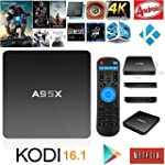 NEXBOX A95X Android 5.1 TV Box Amlogi...