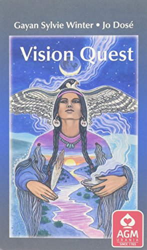 Vision Quest Tarot (The Quest Tarot compare prices)