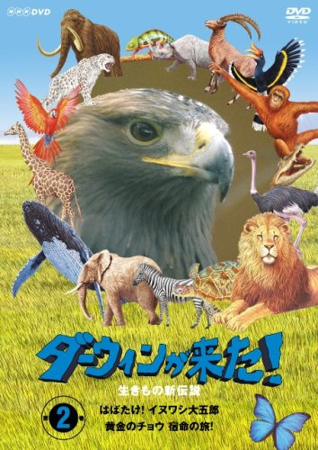 ダーウィンが来た!生き物新伝説 第2巻 [DVD]