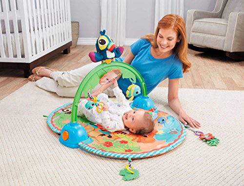 Little Tikes Baby - Good Vibrations Deluxe Activity Gym JungleDealsBlog.com