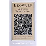 Beowulf: A Verse Translation (Norton Critical Editions) ~ Daniel Donoghue
