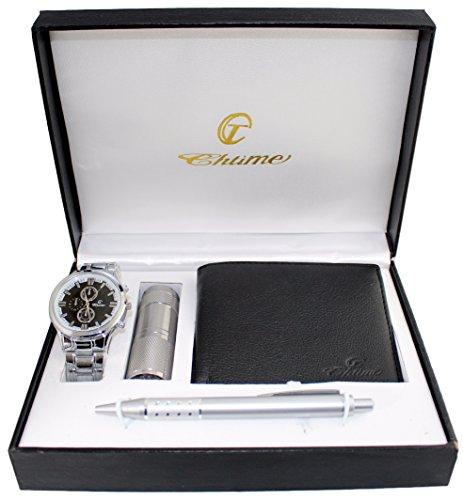 confezione-regalo-da-uomo-orologio-portafoglio-penna-torcia-led