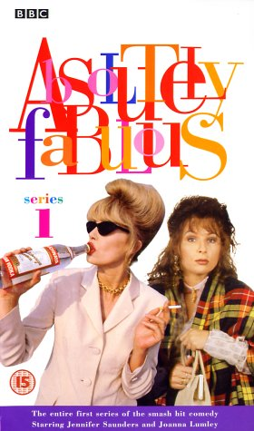 Absolutely Fabulous - Series 1 [VHS] [1992]
