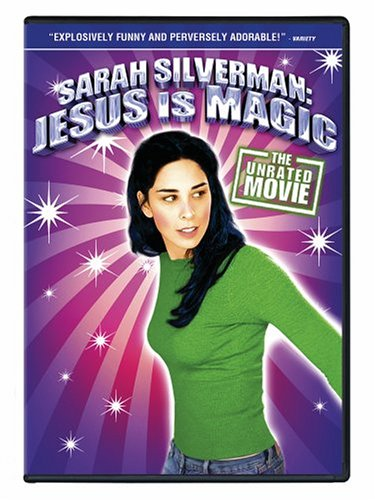 511Y8RZW71L. SL500  Sarah Silverman  Jesus is Magic DVD review
