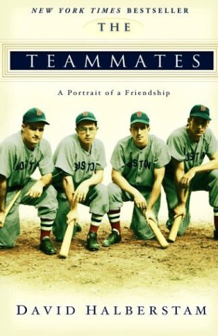 Teammates, DAVID HALBERSTAM