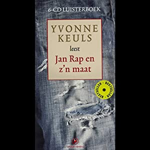 Jan Rap en z'n maat Audiobook