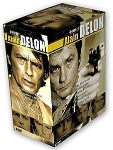Alain Delon : Borsalino & Co, Deux hommes dans la ville, 3 hommes à abattre, Paroles de flic, Pour la peau d'un flic, Mort d'un pourri