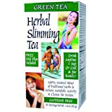 21st Century Slimming Tea, Green Tea, 24 Count (Pack Of 3)