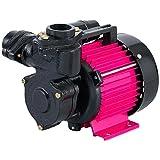 CRI Pump Aluminium 0.5 HP 10 Ltrs 26 Feet Monoset Pumpset (Black)