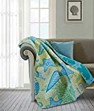 Beach-Dreams-Quilt-Sham-Set-Matching-Quilt-Throw