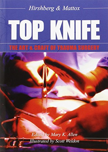 Book Top Knife: Art and Craft in Trauma Surgery