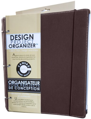 Canvas Home Basics Design Project Organizer