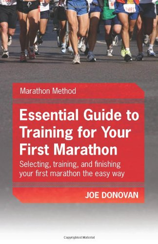 Buy Essential Guide To Training For Your First Marathon098217330X Filter