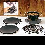 "6"" Cast Iron Stovetop Burner Heat Tamer Plate"
