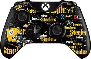 Pittsburgh Steelers - Blast Dark - Skin for Xbox One - Controller