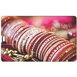 Design Worlds Design Credit Card 16 GB Pen Drive Multicolor - B01GL29TPW