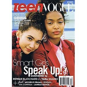 Teen VOGUE 表紙画像