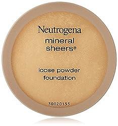 Neutrogena Mineral Sheers, Nude 40