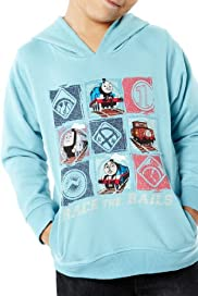Thomas & Friends© Hooded Top [T88-0563C-S]