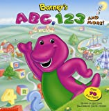 Barney's ABC, 123, and More! (1570642435) by Davis, Guy