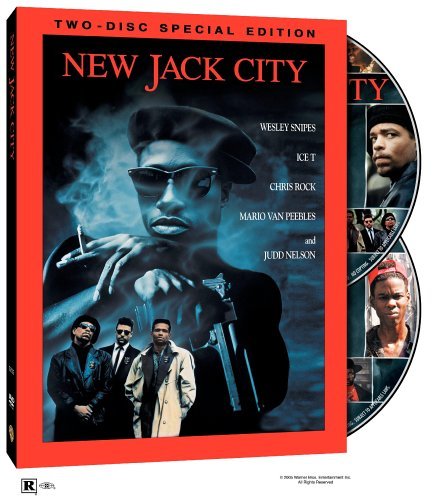 Cover art for  New Jack City (Two-Disc Special Edition)