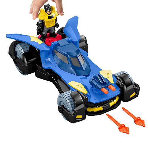 Fisher-Price Imaginext DC Super Friends Batmobile by Fisher-Price