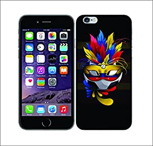 Galaxy Printed 2044 Football Carnival Columbia Hard Cover for Apple Iphone 6