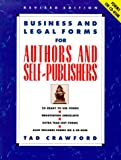 Business and Legal Forms for Authors and Self-Publishers (Business & Legal Forms for Authors & Self-Publishers) (1581150393) by Crawford, Tad
