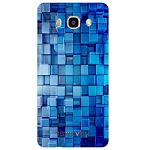 iSweven Luxurious Printed high Quality 3D Design Back case cover for Samsung Galaxy J7 (2016) j71309