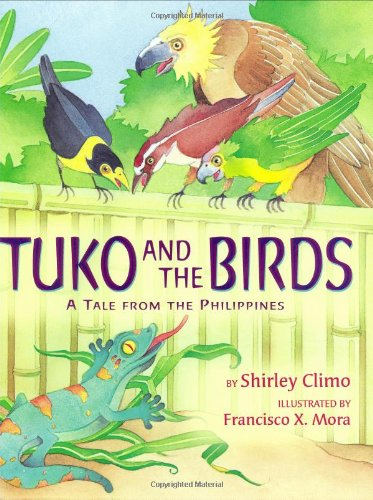 Tuko and the Birds: A Tale from the Philippines (Philippine Salt compare prices)