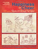 Happiness & Cheer, Redwork Through the Year