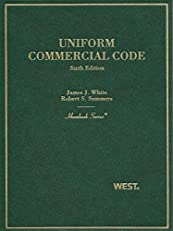 White and Summers' Uniform Commercial Code, 6th (Hornbook Series)