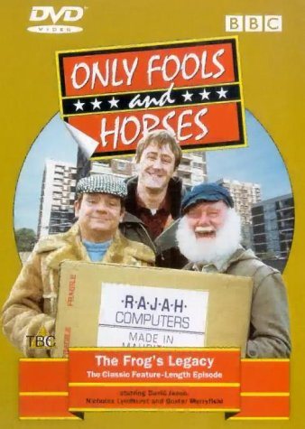 Only Fools And Horses - The Frog's Legacy [DVD]