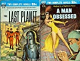The Last Planet (Star Rangers) / A Man Obsessed (Ace Double, No. D-96) (0441040969) by Andre Norton