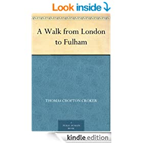 A Walk from London to Fulham