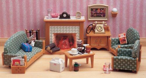 Sylvanian Families Luxury Living Room Set - Zion Star