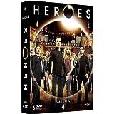 Heroes, saison 4 - Coffret 6 DVDpar Jack Coleman