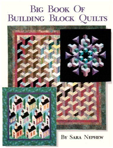 By Sara Nephew Big Book of Building Block Quilts [Paperback]