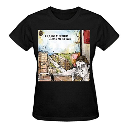 Frank Turner Sleep Is For The Week T Shirt For Women